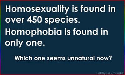 Honosexuality in species