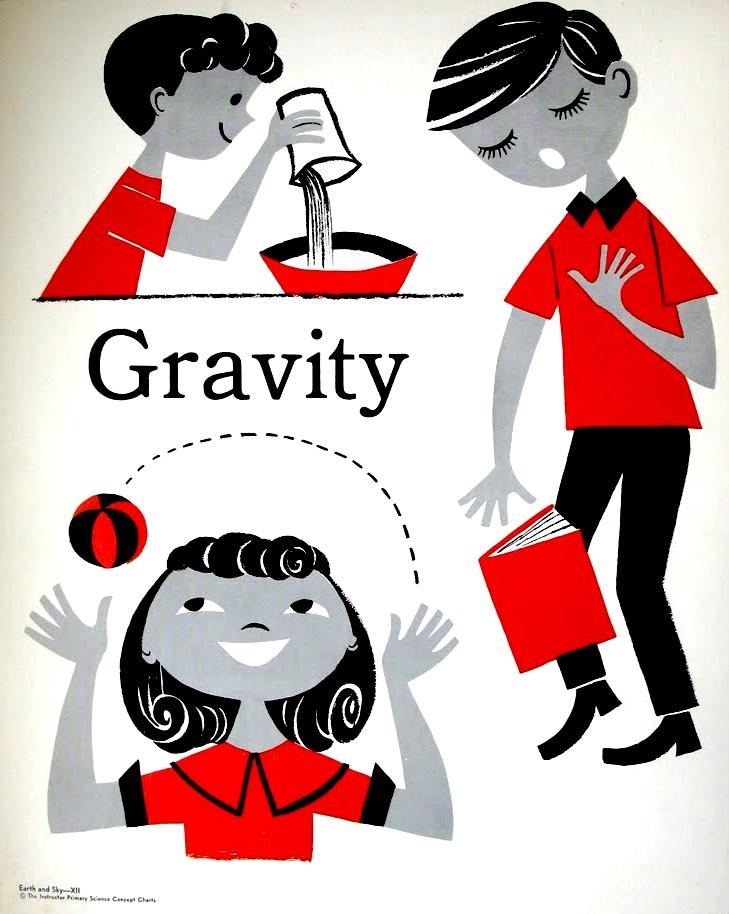 Wonderful Children S Graphic On Gravity Good Slide For