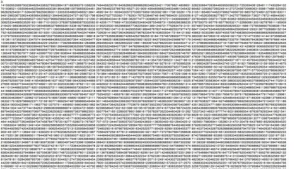 first million digits of pi pdf