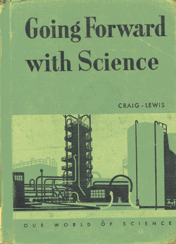 Science Book Cover : Awesome vintage science book covers