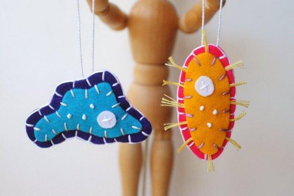 microbialornaments