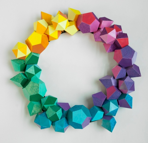 polygonwreath