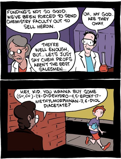 chemistryfacultysellingdrugs