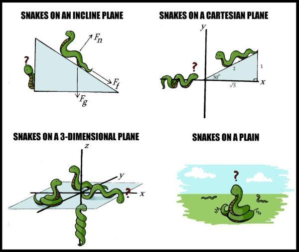 snakesonplanes