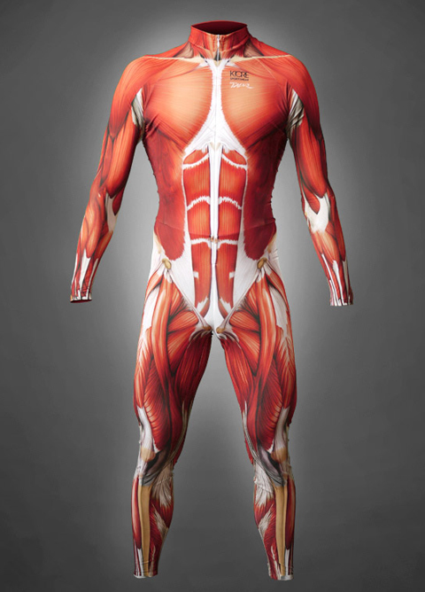 Gotta Get Me One Of These Muscle Suits